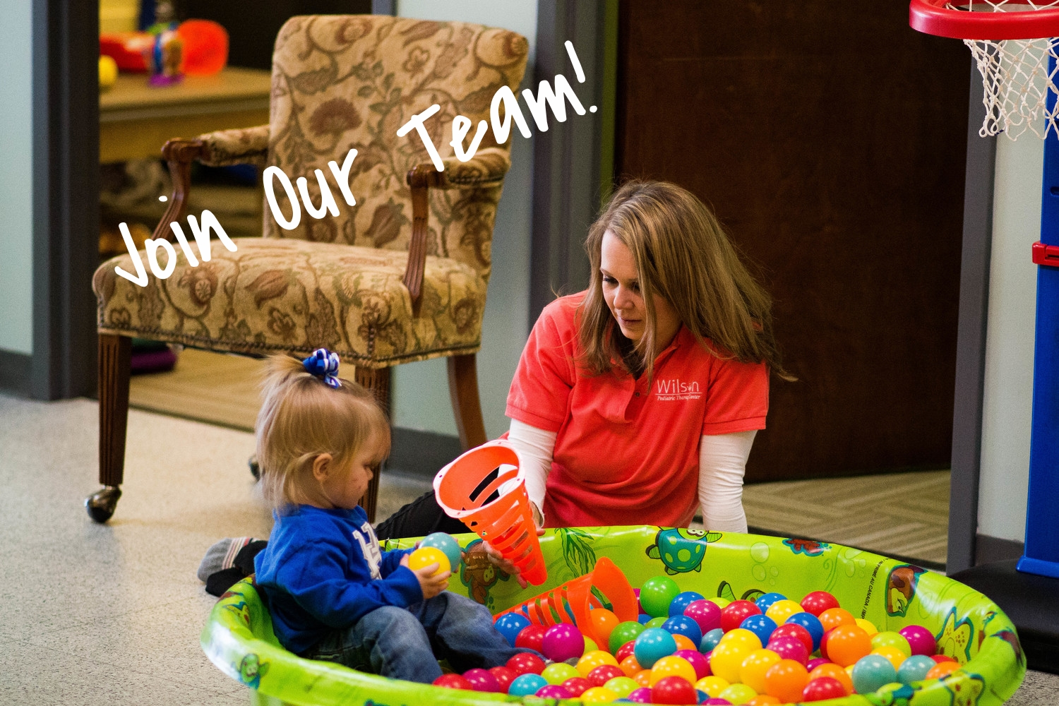 Join WPT's Therapy Team of 50+ Providers!