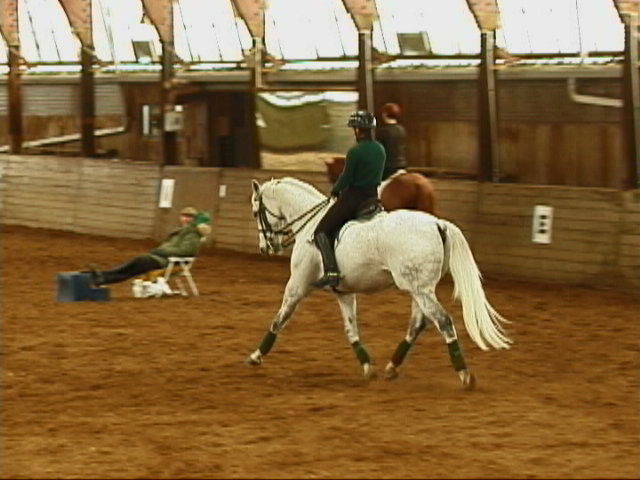 lesson with Dietrich on Rocky