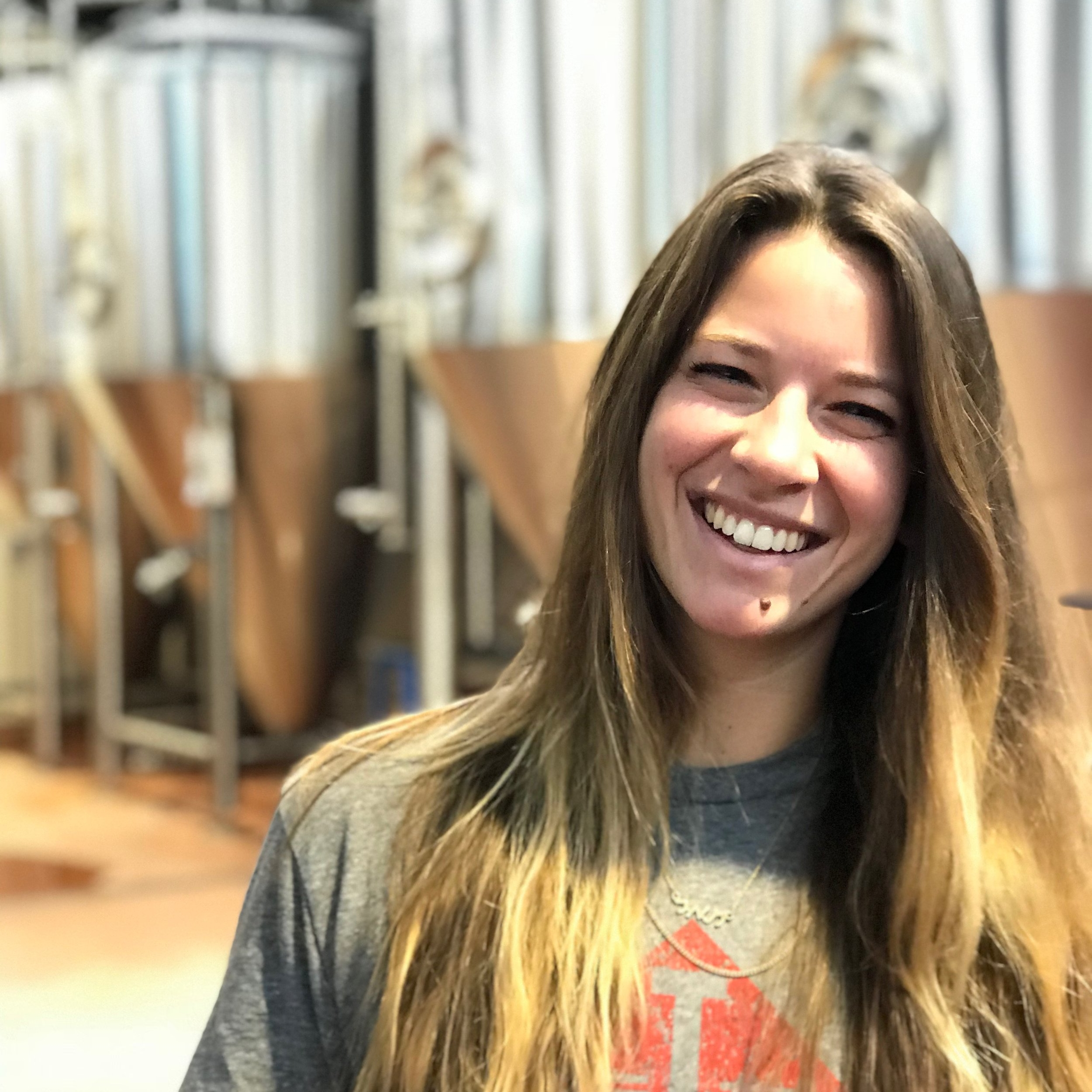 Tamar, Tap Room/Brewery/Events  While she may be a veteran world traveller, Tamar always has her heart in her hometown of Evanston. Tamar's smile is infectious, but her eye-rolling skills are crazy impressive.
