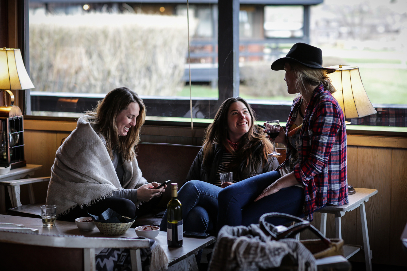 Sundance Ranch Soulful Entrepreneur Retreat interactive conversations