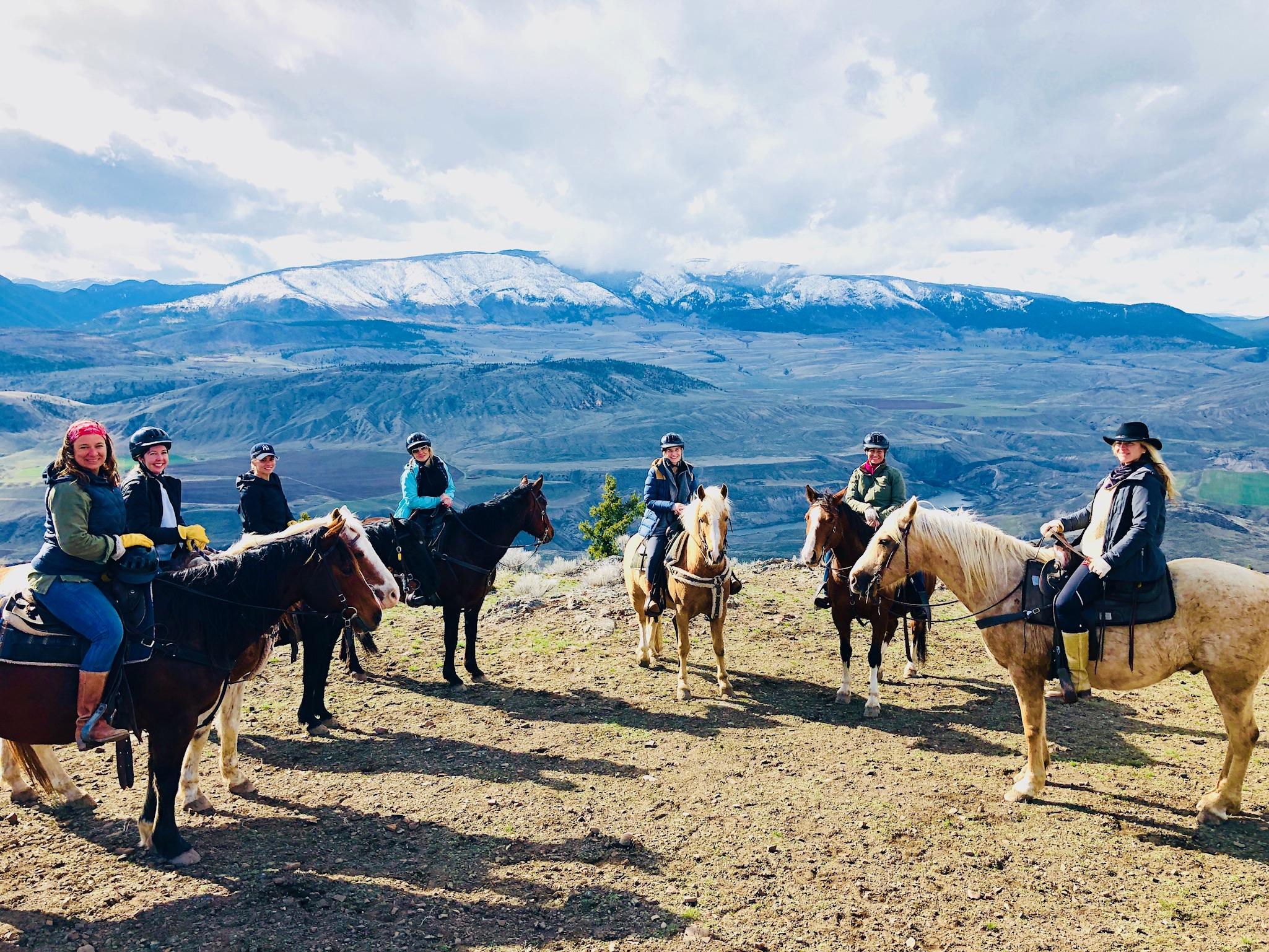 Ashcroft BC Sundance Ranch Spiritual Retreat