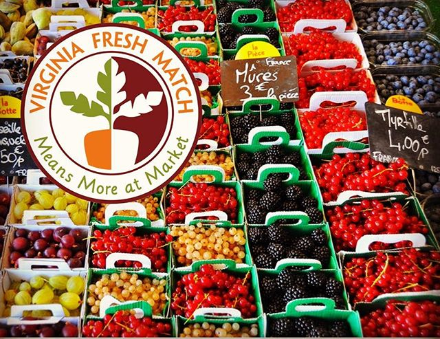 We have exciting news! We're proud to be part of a $1.8 million USDA grant announced Thursday that helps SNAP shoppers double their money at our market(s). We want all of our shoppers to have access to our wonderful fresh, locally grown produce. @arlfoodworks @VirginiaFreshMatch @communityfoodworks #arlfoodworks #VirginiaFreshMatch #YouSNAPWeMatch #EBT #farmersmarketweek #eatclean #supportlocal #eathealthy #farmers #farmersmarkets #community #communitygoals❤️ #freshveggies🍅 #freshveggies