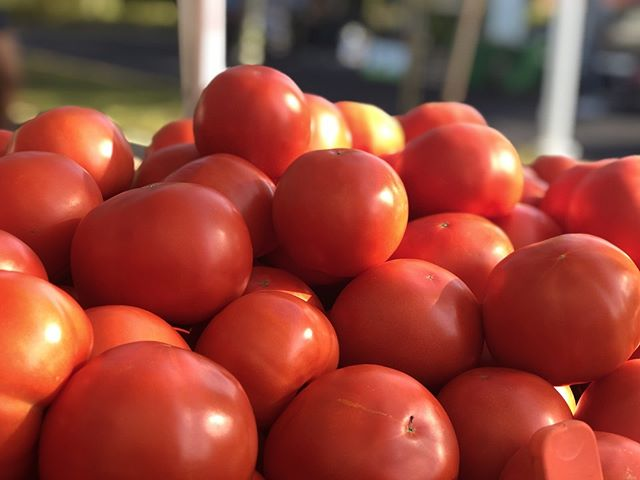 YOUR WEEKLY MARKET NEWS! Join us Saturdays, 9-1 - YEAR AROUND! Catch a steal of a deal from Tysons Farm on canning tomatoes - 20lb boxes for $1 per pound or less!  Check out our weekly newsletter to learn more! - https://mailchi.mp/cfwdc.org/your-weekly-market-news-wednesdays-3-7pm-2674137  #buyfreshbuylocal #vagrown #localfarmer #summerproduce #farmersmarket #eatlocal #belocal #shoplocal #buylocal #supportlocal #farmfresh #nova #farmersmarket #farmer #organic @communityfoodworks