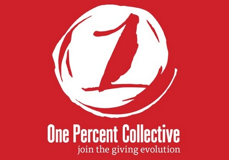One percent collective - GENEROSITY JOURNAL