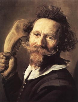 painting by Frans Hals,