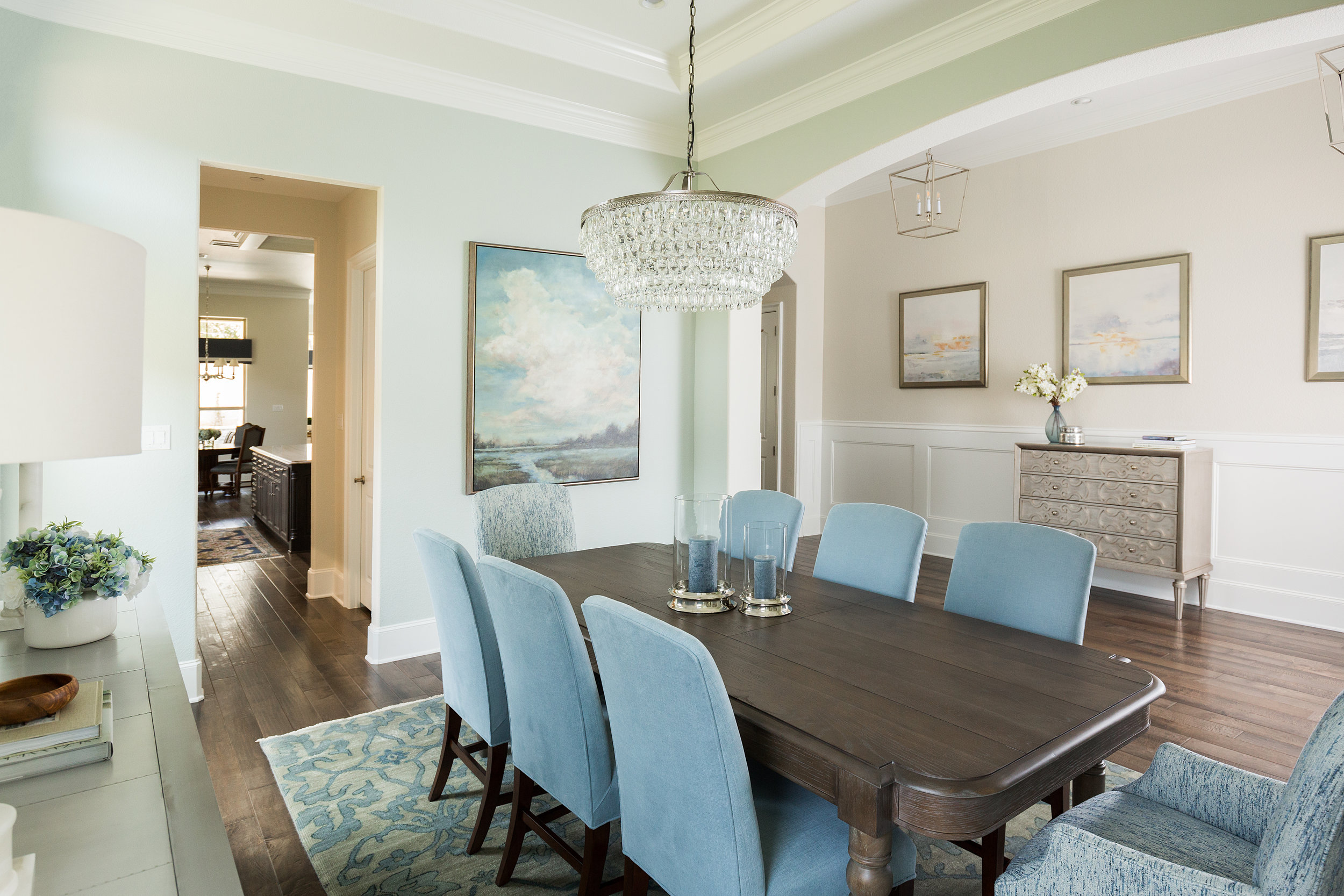 Room Reveal: Dining Room Design