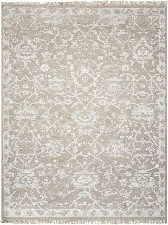 Nourison ELAN ELN05 rug in GREY, found  here