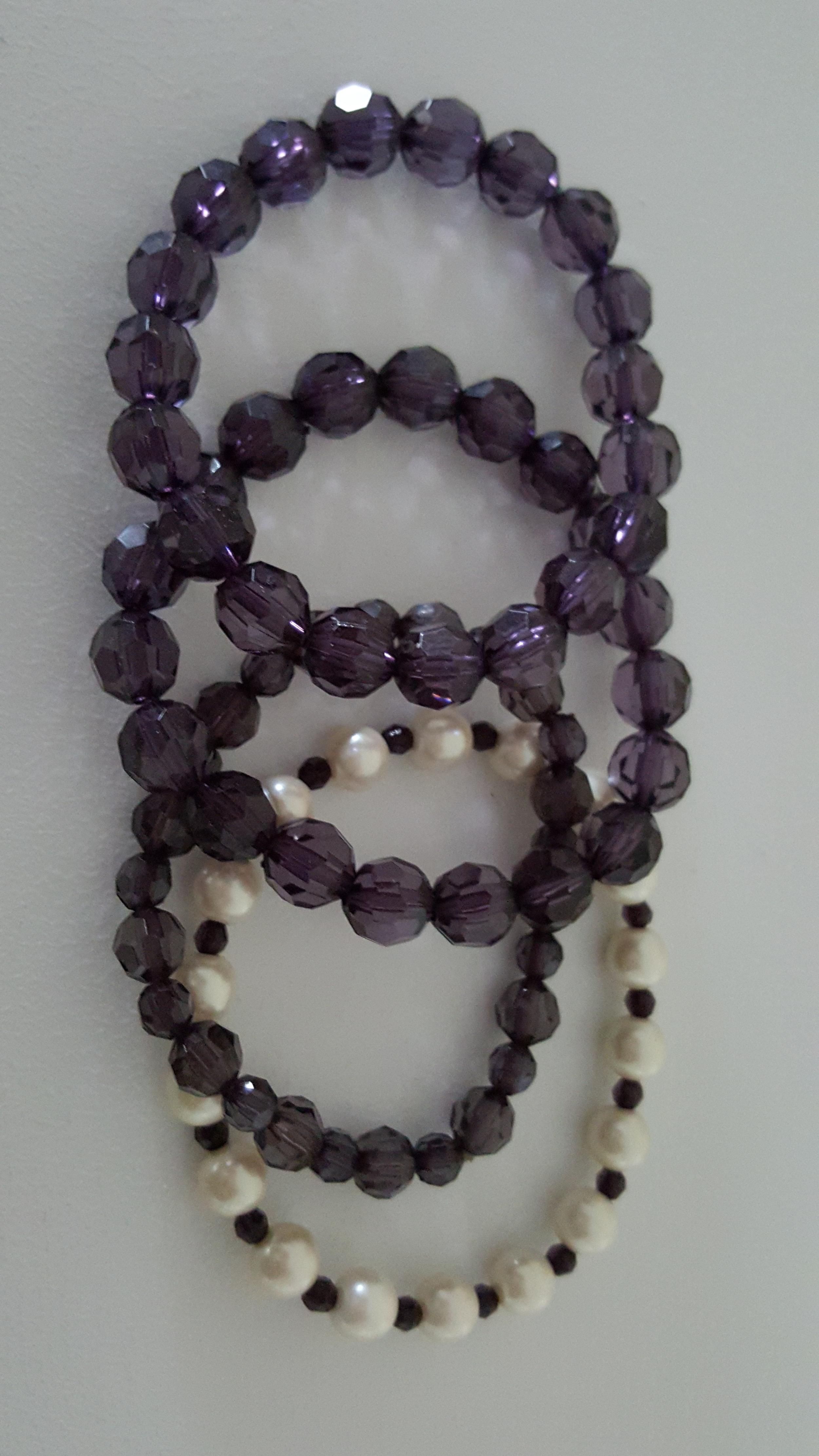 Nordstrom Stretch Bracelets