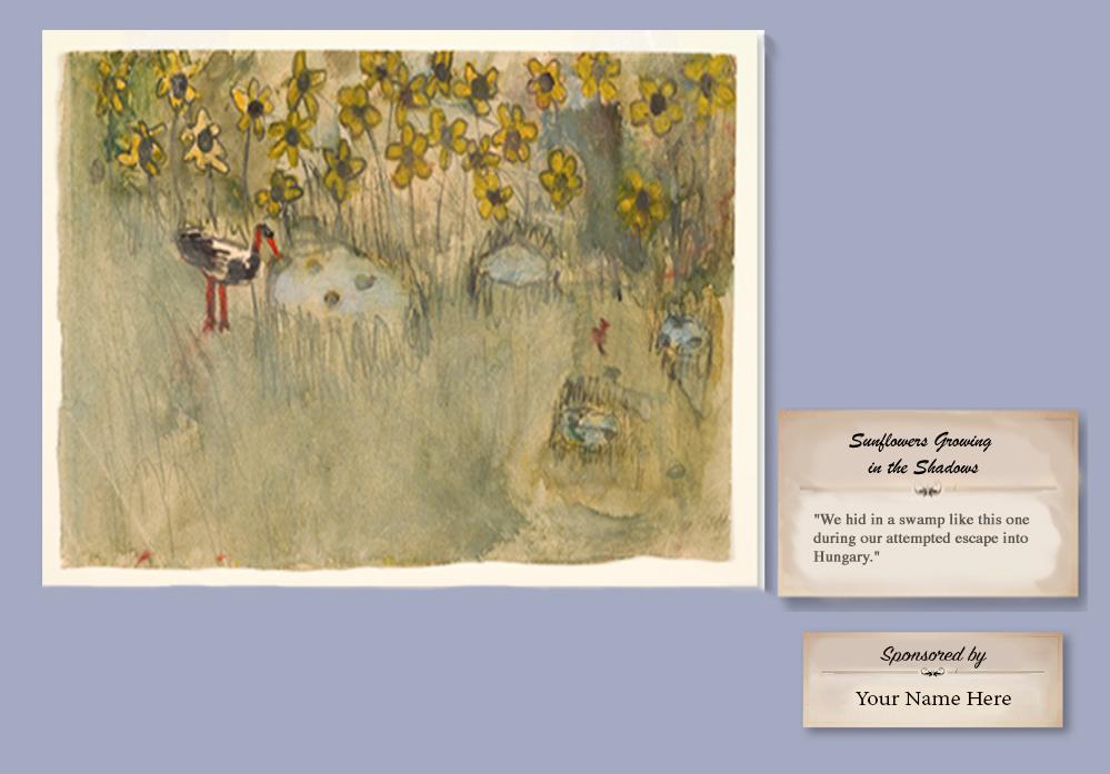 "Week 2: ""Sunflowers Growing in the Shadows"""
