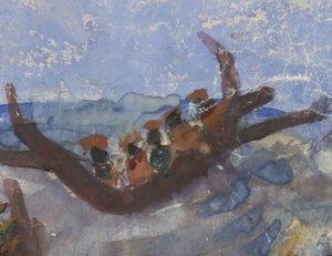 """Escape"", 1943-1944 Collection of Marty Kellman"
