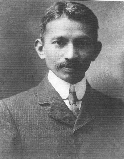 Gandhi in South Africa 1909 public domain.jpg