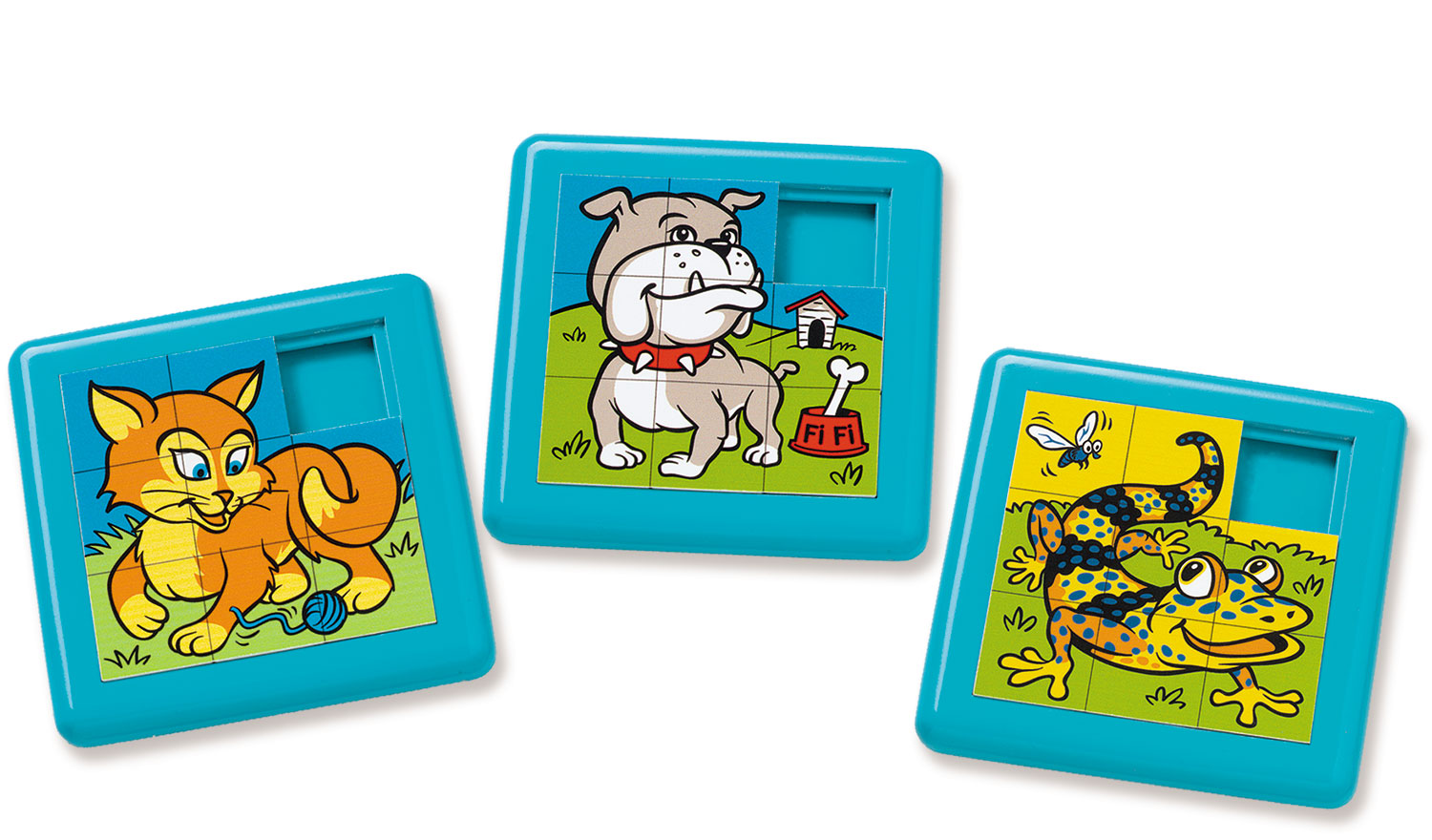 Slide Puzzles for ThinkFun