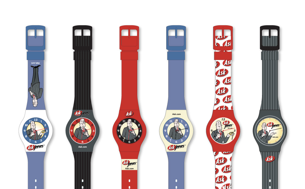 Ask Jeeves Watches