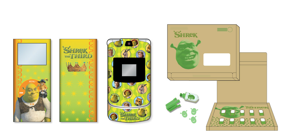 Shrek Promotional