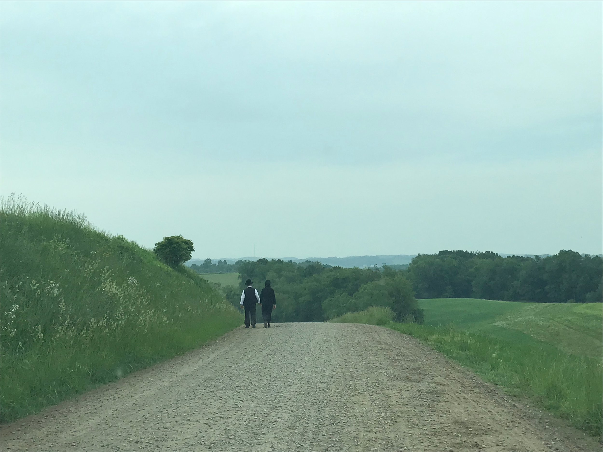 An Amish Funeral — domestic goddess