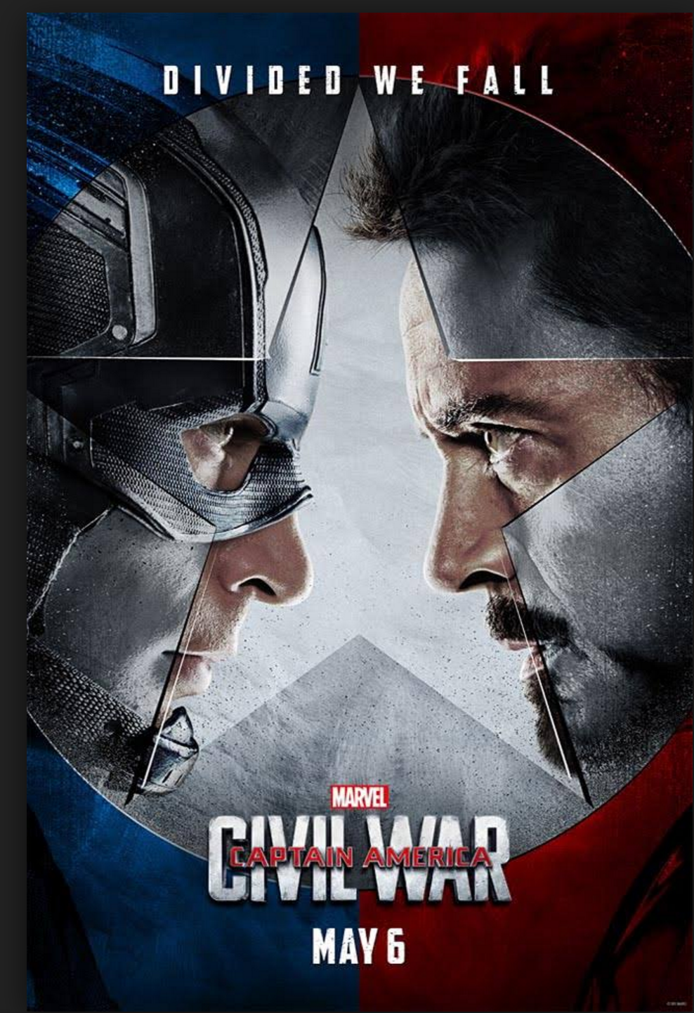 My household is split between Captain America and Iron Man....
