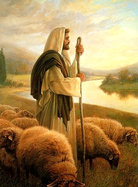 The Lord is my Shepherd (Psalm 23:1-4)