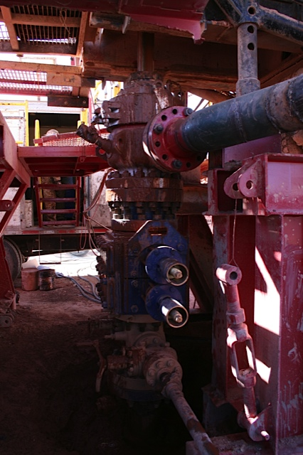 Midland, Texas Well Drilling Contractor