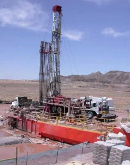 Moab, Utah well drilling contractor