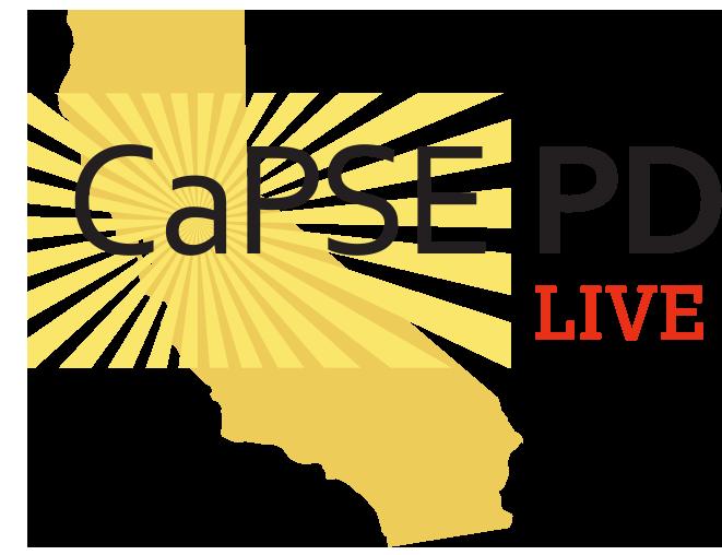 CaPSE PD Live logo