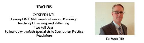 Instruction by  Dr. Mark Ellis
