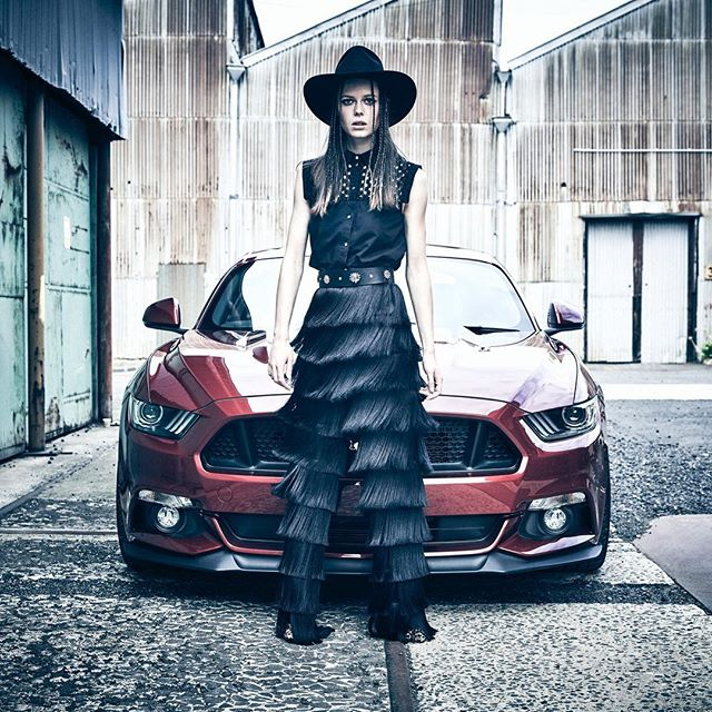 Mustang Series • • • Thank you @becstylin  @emmajayneyy  @chadwickmodels  @blankadudas  @studioadfx  @tickford  @merlynreuter  @michaeloulton  Lou D'Angelo is Represented by @46pictures  @cocoproductions  #tickford #tickfordmustang #mustang #ford #fordmustang #mustangfanclub #mustanggt #fordracing #americanmuscle #carsofinstagram #apaphoto #productionparadise