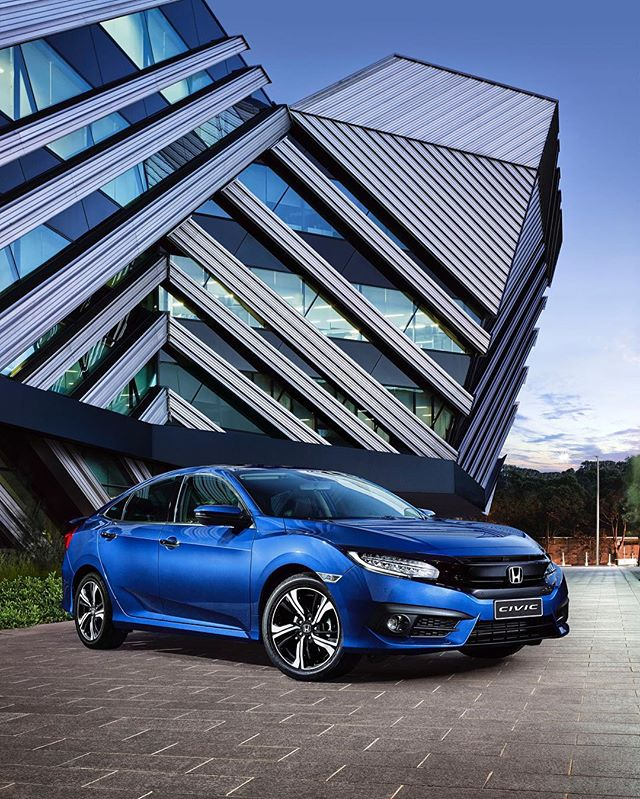 recent series for the New Honda Civic  #loudangelophotography