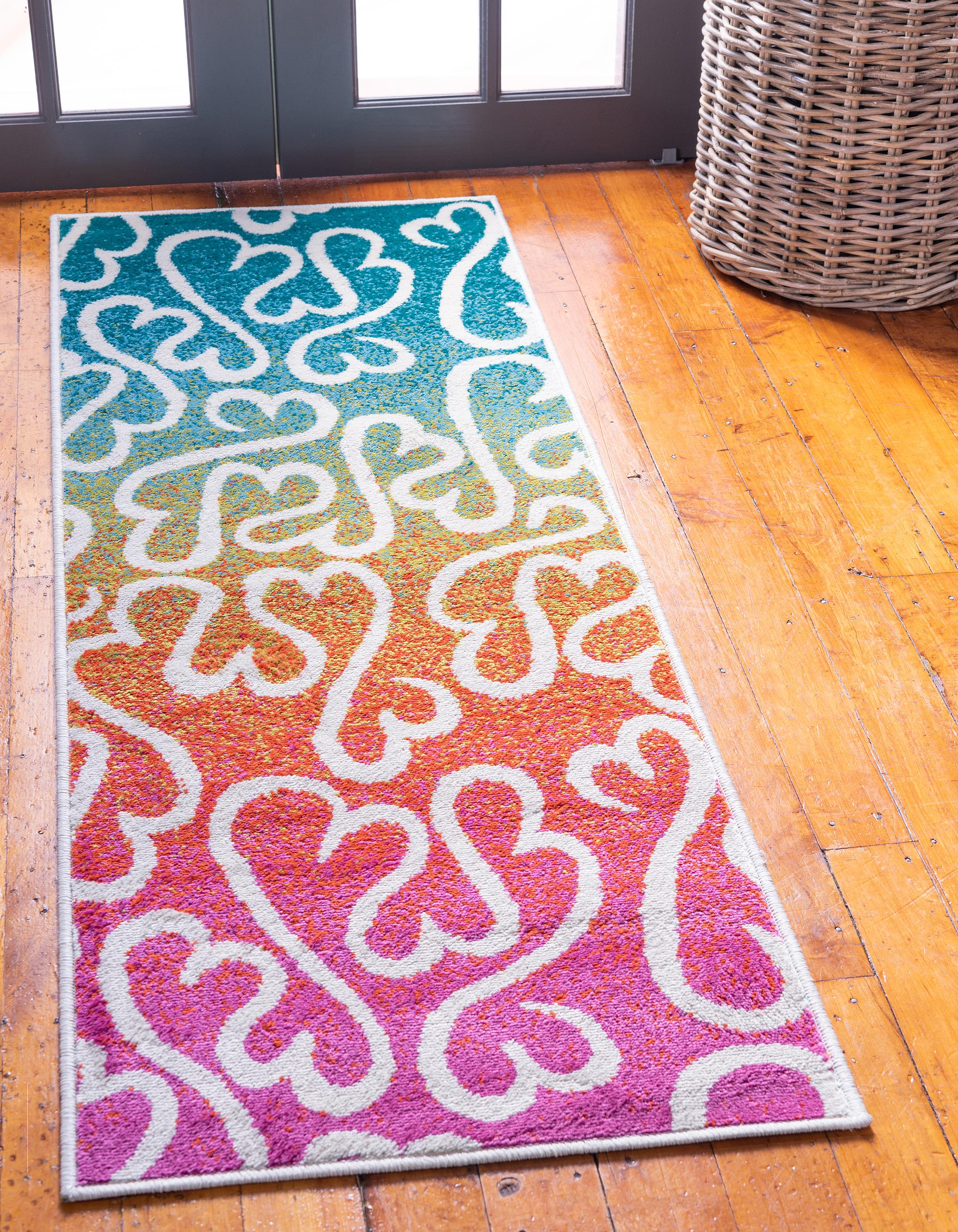 Open Hearts Rug Collection