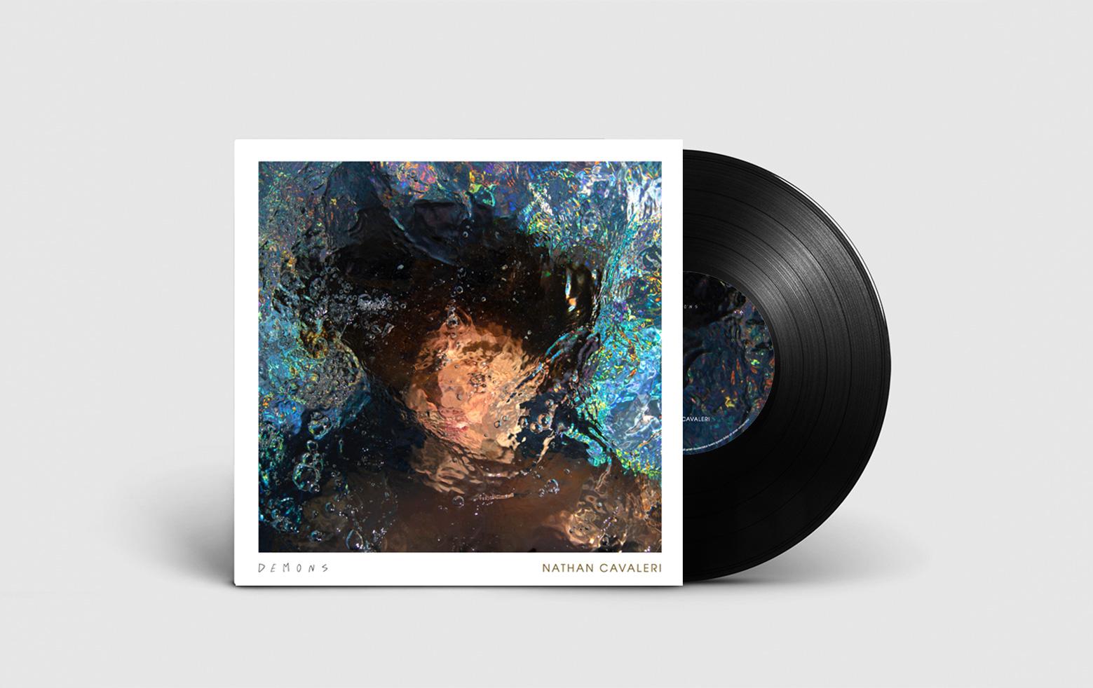 Nathan Cavaleri, album cover, 2018