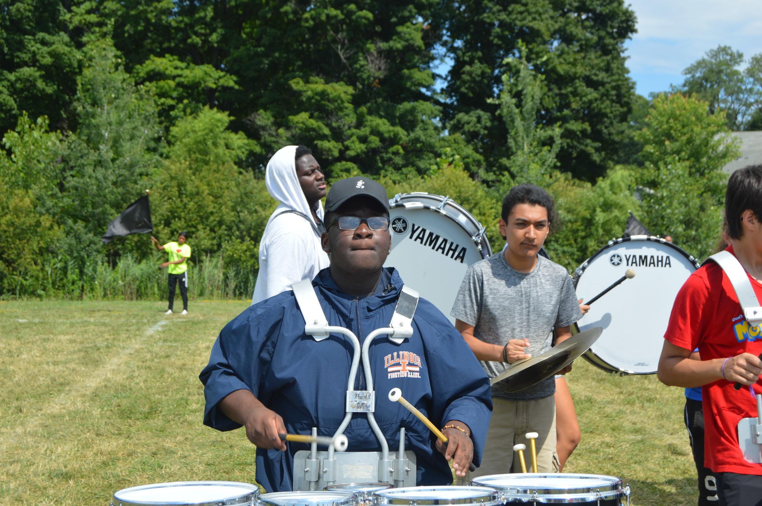 Band Camp '18 -