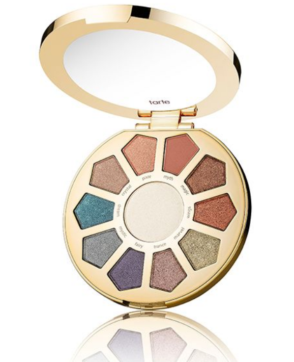 Tarte  Make Believe In Yourself Eye & Cheek Palette, $40, available at  Tarte  starting March 15.
