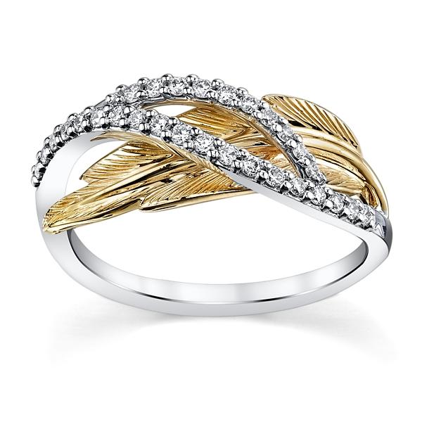 GINA AMIR DIAMOND BAND WING .JPG