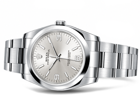 rolex watch datejust 36 mm gvin gol  SILVER FACE.png