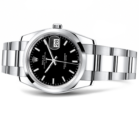 rolex watch datejust 36 mm gvin gol BLACK FACE.png