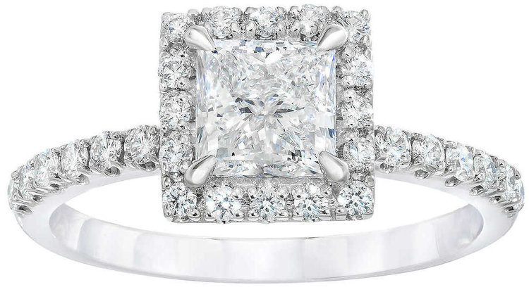 Princess+Cut+2.05+ctw+VS2+Clarity,+E+Color+Diamond+Platinum+Halo+Ring+.jpg