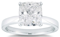 Diamonds are the traditional gem for engagement rings, but coincidentally, they are also the birthstone for April. To really emphasize the conscious choice of having a birthstone  engagement ring .