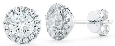 Round+Brilliant+0.95+ctw+VS2+Clarity,+I+Color+Diamond+14kt+White+Gold+Earrings.jpg