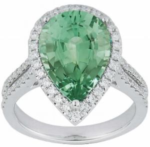 Pear+Shape+Green+Tourmaline+&+Diamond+18kt+White+Gold+Ring+1.jpg