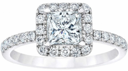 Princess+Cut+2.53+ctw+VS1+Clarity,+D+Color+Diamond+Platinum+Halo+Ring+1.jpg