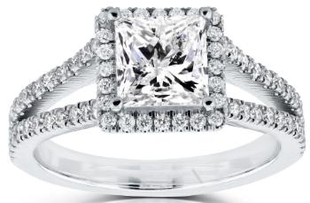 Princess+Diamond+Halo+Split+Shank+Ring+1.18+CTW+in+14k+White+Gold.png