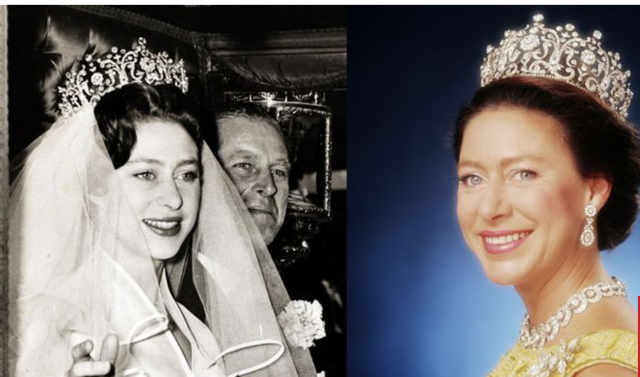 THE POLTIMORE TIARA