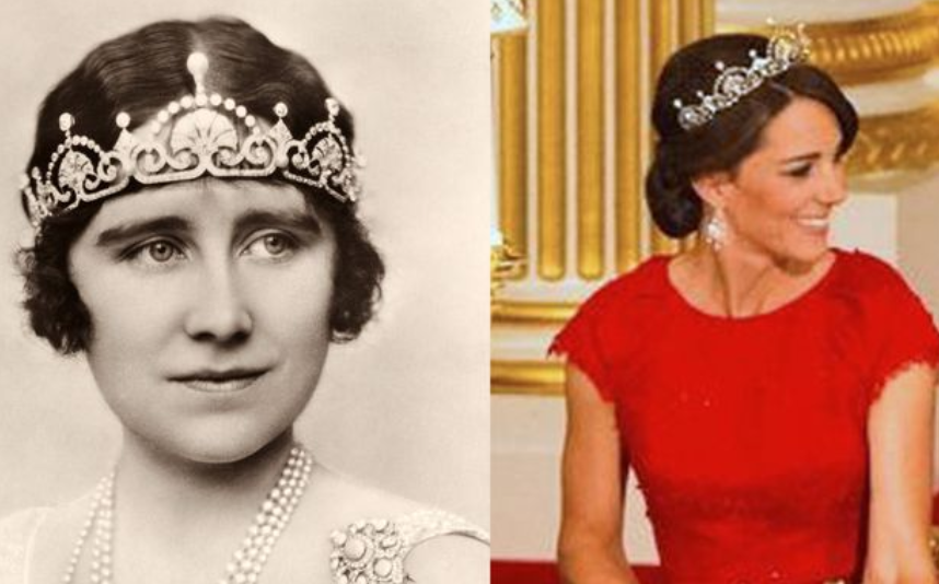 THE LOTUS FLOWER TIARA
