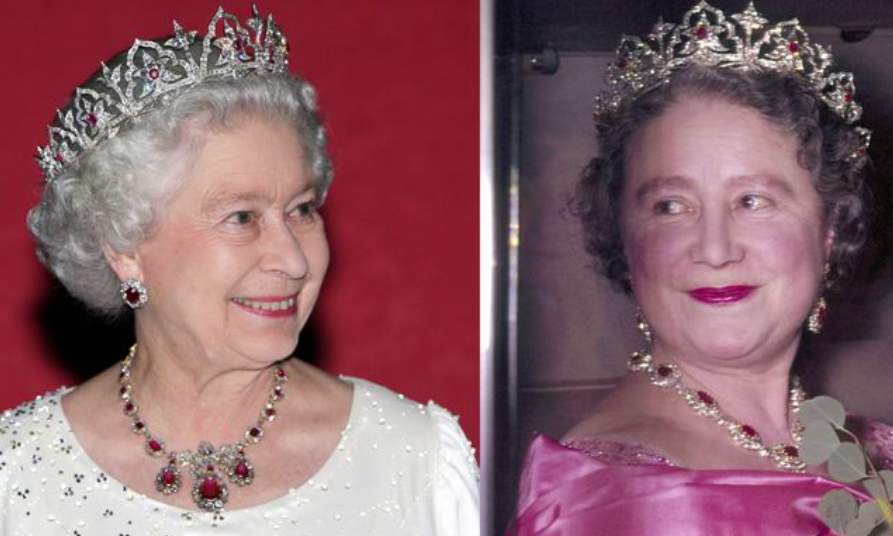 THE ORIENTAL CIRCLET TIARA