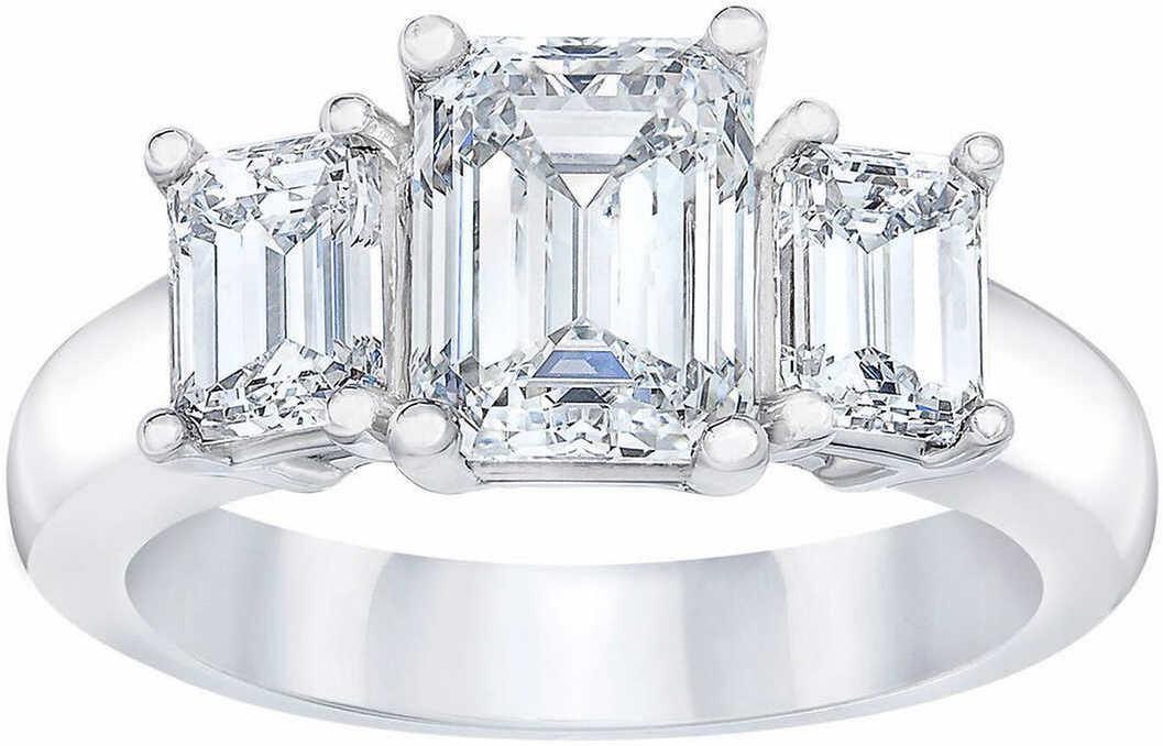 Emerald+Cut+3.15+ctw+VVS1+Clarity,+F+Color+Diamond+Platinum+Three+Stone+Ring+1.jpg