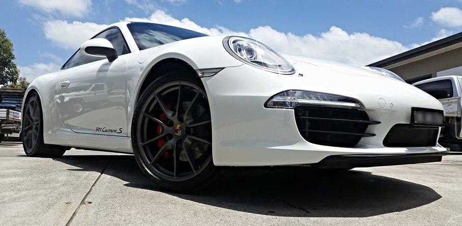 Porsche, 911, Carrera