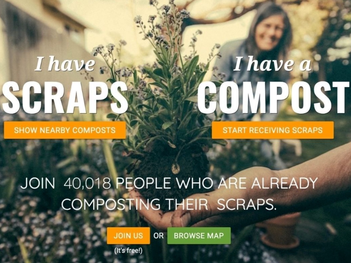 SHARE WASTE APP   A great way for communities to connect and reduce food waste in landfill. Download the app and find someone close by to take your food scraps or you compost!