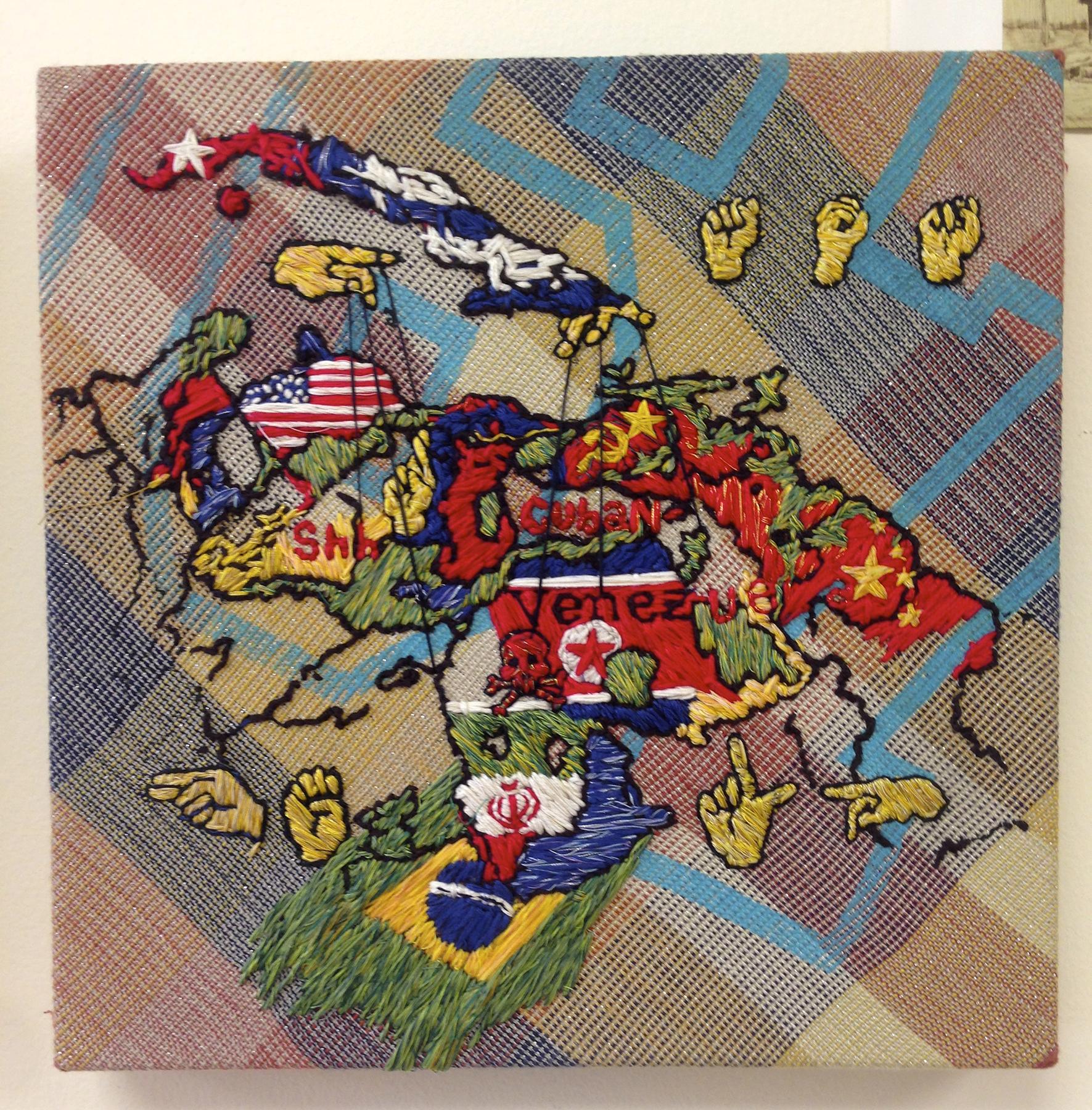 Venezuelan Map