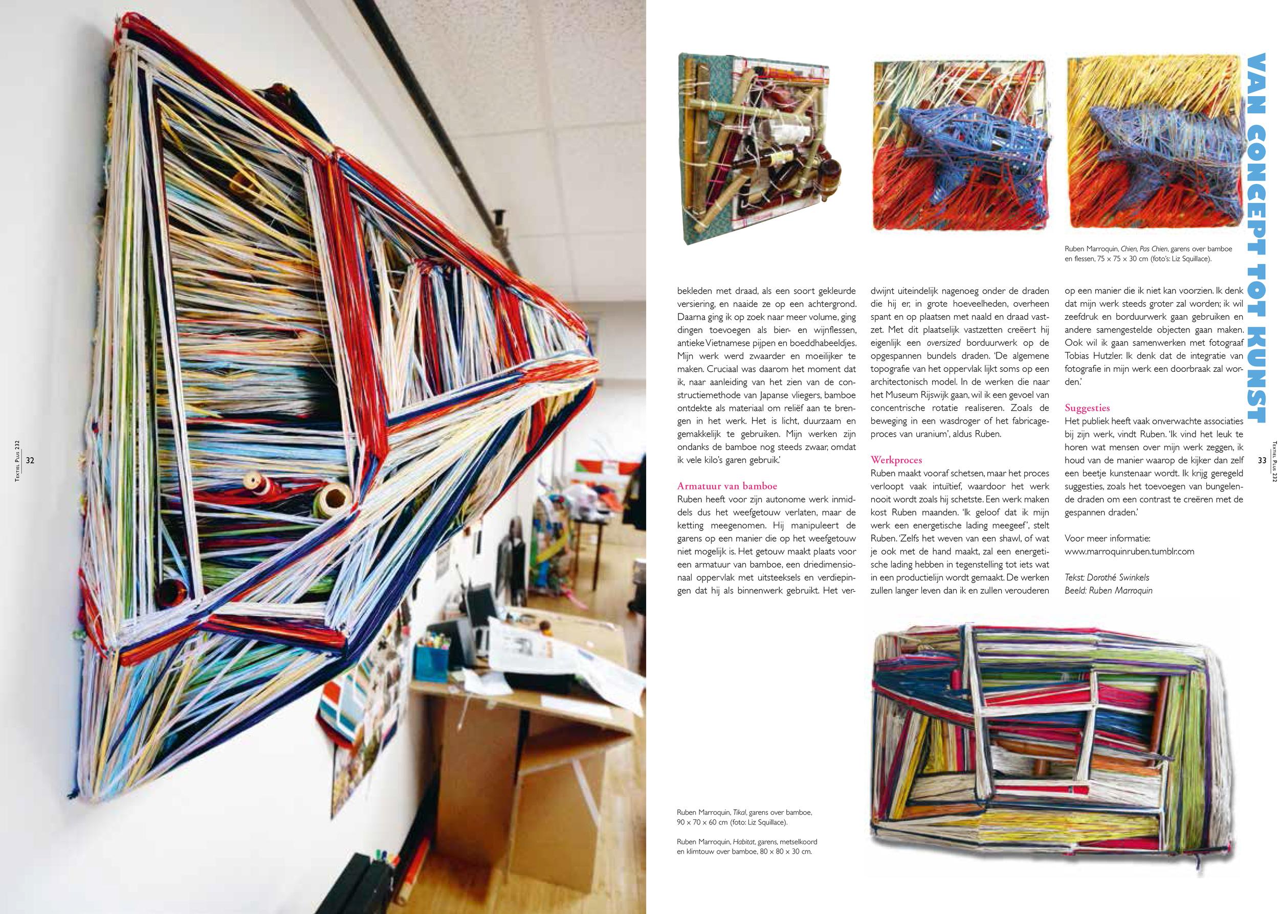 Textile Plus Magazine,