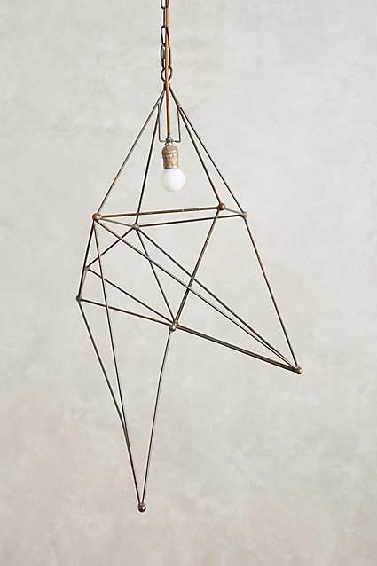 Tall Iron Web Pendant Lamp.jpg