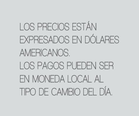 PAGOS EN MONEDA LOCAL DISPONIBLES